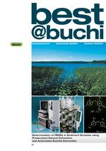 Best@Buchi #55: Determination of PBDEs in Sediment Samples