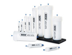 New Sepacore Flash Chromatography Cartridges