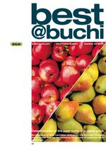 Best@BUCHI #43: Determination of Pear Content in Apple Juice