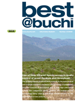 Best@BUCHI: NIR Spectroscopy on Natural Plant Products